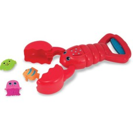 Louie Lobster Claw Catcher Melissa & Doug Bath Toys for Kids