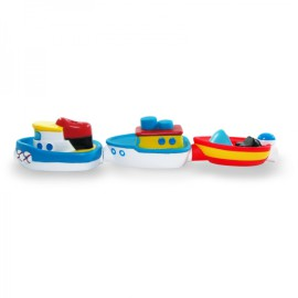 Magnetic Boats Bathtime Fun for Kids by Alex Toys
