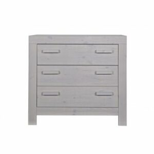New Life Changing Table - Brushed Pebble Grey