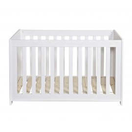 New Life Cot - Solid White