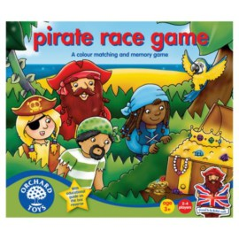 Pirate Race Fun Game for Kids Orchard Toys