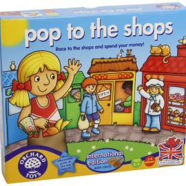 Pop to the Shops Fun Game for Kids Orchard Toys