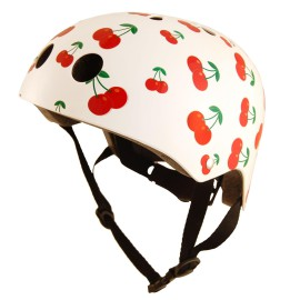 Cherry Safety Helmet for Kids Bikes, Ride Ons Skating