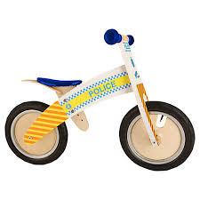 Police Kurve Balance Bike