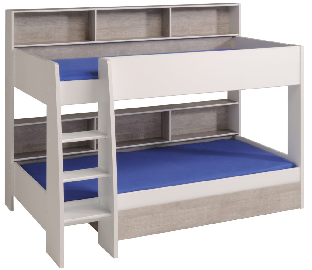 pin beds bed bunk white antique the a twin storage with drawers over full