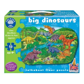 Big Dinosaur Puzzle Orchard Toys for Children