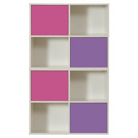Modular Storage System 2 unit combination for Kids by Stompa customise with a choice of doors