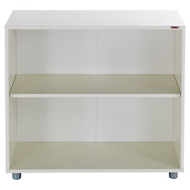 Modular Storage System Bookcase with one shelf for Kids by Stompa