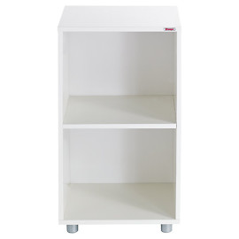 Modular Storage System Double Vertical Cube Unit for Kids by Stompa