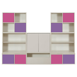 Modular Storage System Storage Bundle C2 Special Offer for Children by Stompa