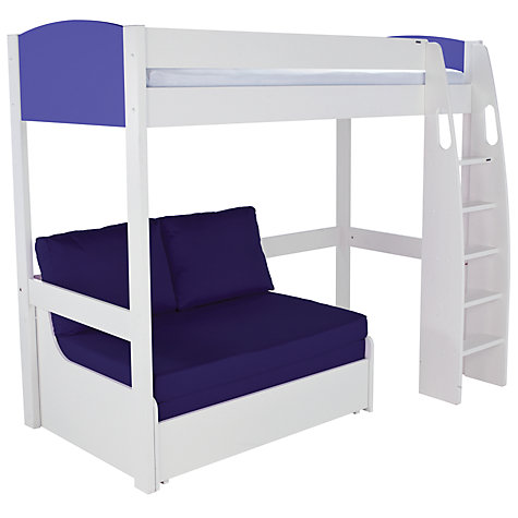 UNO S Highsleeper Bed col headboards Sofa Bed by STOMPA