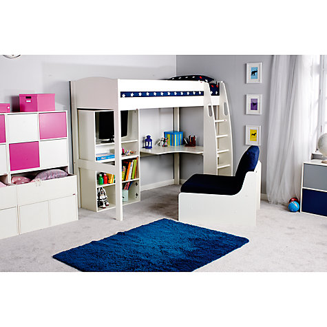 Uno S Single Chair Bed By Stompa For Children Amp Kids In S A