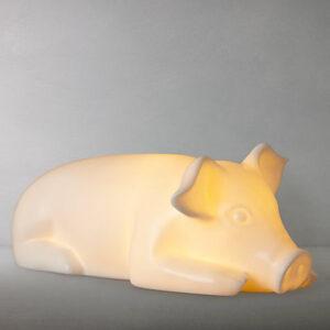 """""""Pickles"""" Pig Night Light"""