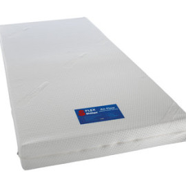 S Flex Airflow Deluxe Pocket Mattress 90x200cm for Children Continental Size made in England by Stompa