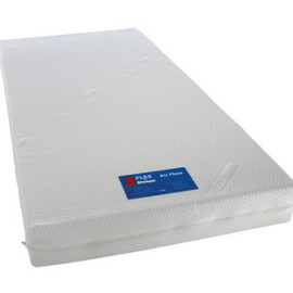 Stompa S Flex Airflow Mattress 90x200cm for Children made in England