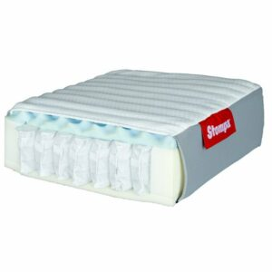 S Flex Air Flow Deluxe Pocket Sprung Mattress by STOMPA (200x90cm)