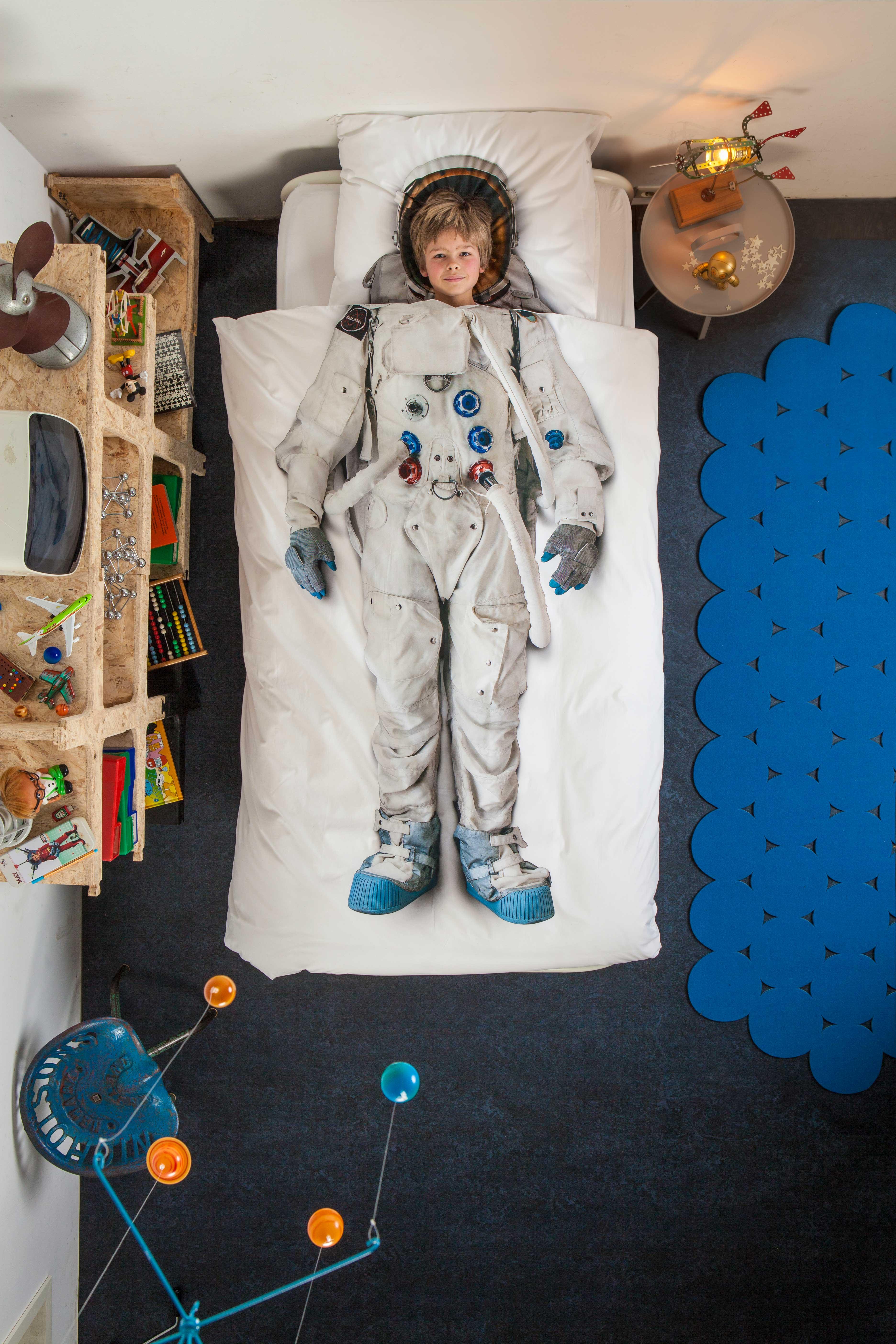 Astronaut Duvet Set White For Kids In S A