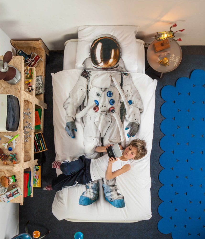 Astronaut Duvet Set White For Kids In S A