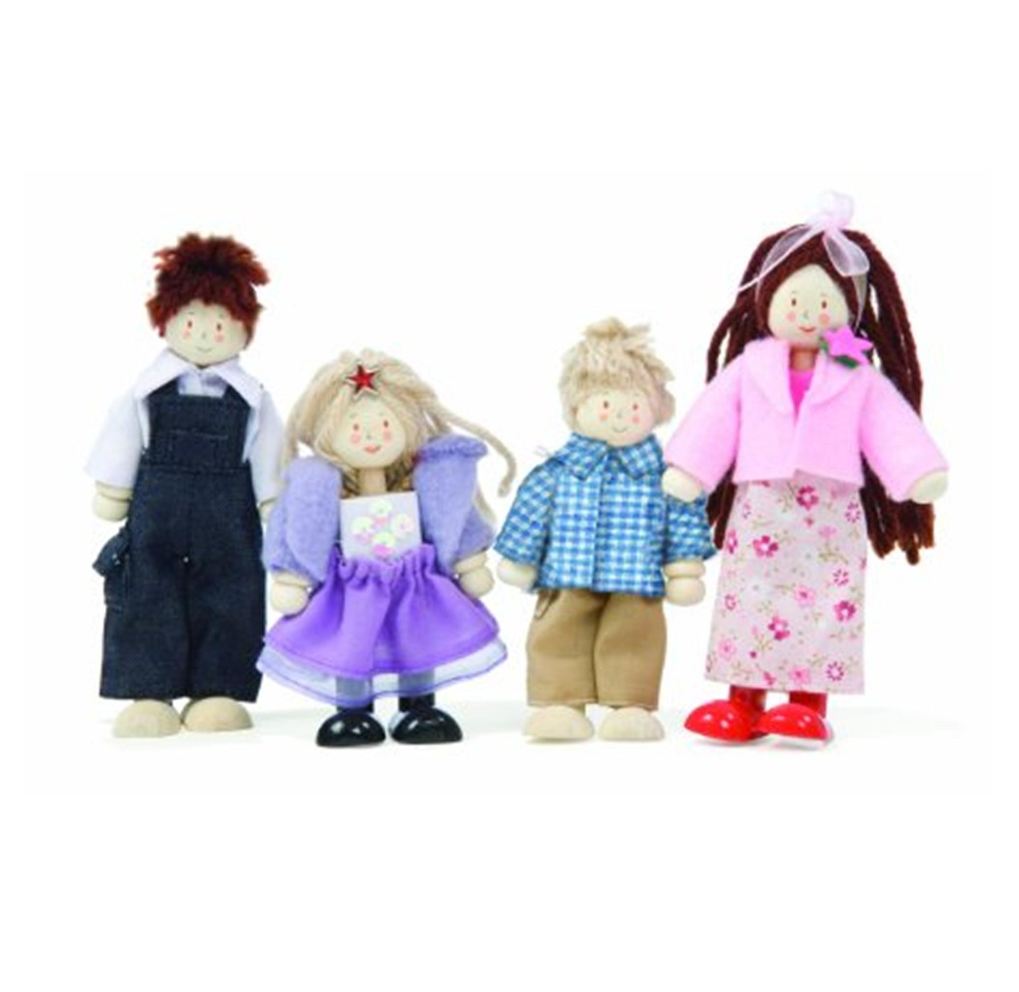 Toys For Family : Quot family dolls for children kids in sa