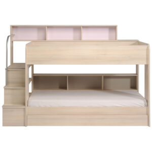 Anderson Bunk Bed with underbed trundle - Acacia - ARRIVING MID APRIL, PRE-ORDER NOW TO AVOID DISAPPOINTMENT