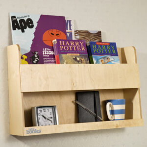 Bunk Bed Buddy™ - Natural by Tidy Books®