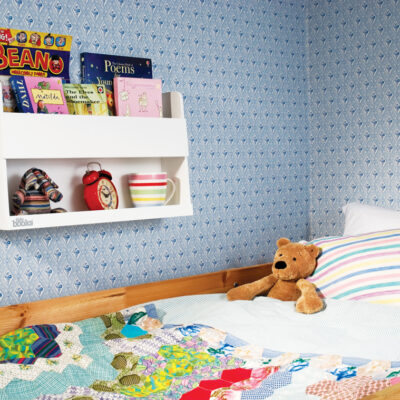 Bunk Bed Buddy Shelf™ - White by Tidy Books®