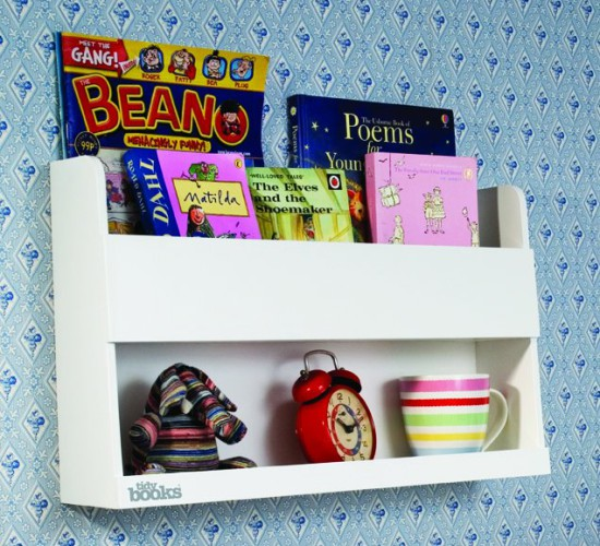 Bunk Bed Buddy™ - White by Tidy Books®