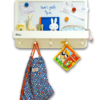 ForgetMeNot™ Noticeboard - White by Tidy Books®