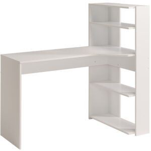 Avery Desk - White