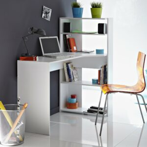 Avery Desk - White - ARRIVING MID APRIL, PRE-ORDER NOW TO AVOID DISAPPOINTMENT