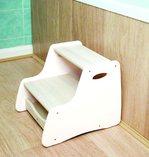 Wooden Step Stool - White & Wooden Step Stool - White for children u0026 kids in S.A. islam-shia.org