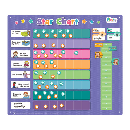 Magnetic Star Chart  Extra Large For Children  Kids In SA