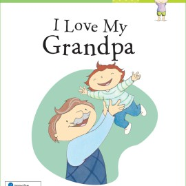 I love my grandpa books for children ikids
