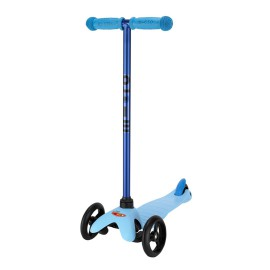 Mini Micro Scooter Candy Blue Limited Edition Ride On toys  for Children Outdoor Fun