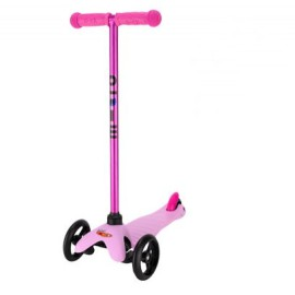 Mini Micro Scooter Candy Pink Limited Edition Ride Ons for Children Outdoor Fun