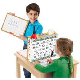 School Time Classroom Playset Fun Learning for Kids Pretend Play Melissa and Doug