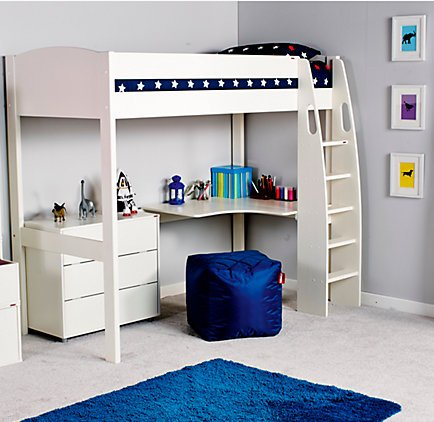 Modular Storage Bookcase One Shelf Unit By STOMPA For Kids