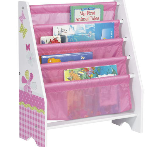 Sling Bookcase - Patchwork