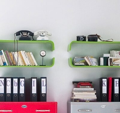 Tessera Curved Shelf - Various (Only 1 Blue Left)