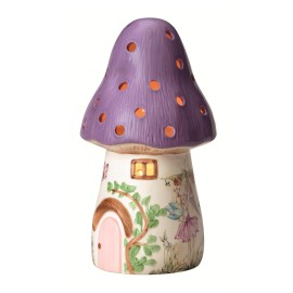 Dewdrop Fairy Nightlight for Kids Lilac