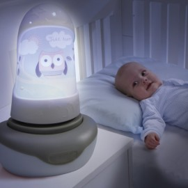 GoGlow Sleepytime Owl Battery Night Light and Torch2