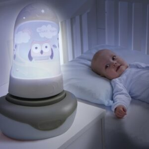 Sleepytime Owl Night Light & Torch