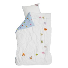 Free Bird Duvet Set Single by Lifetime Kidsrooms Bedding for Children Girls