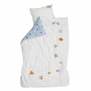 Free Bird Duvet Set (Single) by Lifetime Kidsrooms