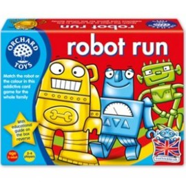 Robot Run Game for Kids Orchard Toys