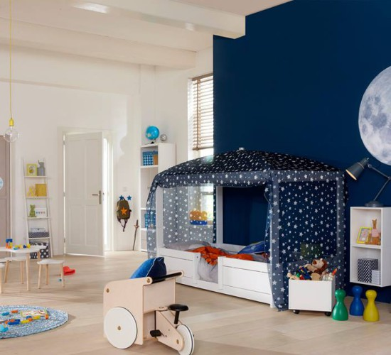 4 in 1 Bed Combo (from 2-11yrs+) - White  by Lifetime Kidsrooms