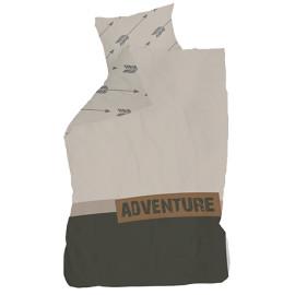 Adventure Duvet Set (Single) by Lifetime Kidsrooms 8041-56 for Boys Children Bedding