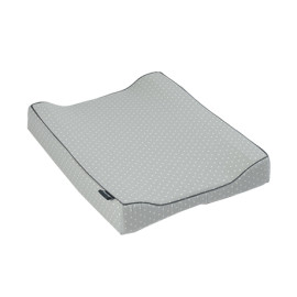 Changing Pad - Grey Star by Lifetime Kidsrooms S75007-1 Babies Nursery
