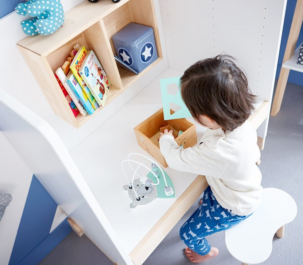 Stoarge Box For Changing Unit For Children In S A