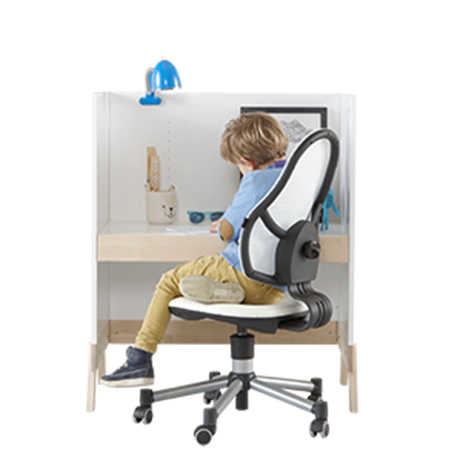 Deluxe Desk Chair White For Children Amp Kids In S A